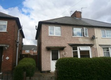 Thumbnail 3 bedroom semi-detached house to rent in Collin Avenue, Sandiacre, Nottingham