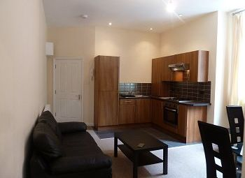 1 bed flat to rent in Portland Road, Birmingham B16