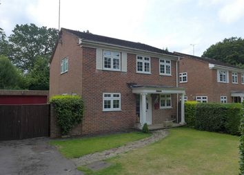 Thumbnail 4 bed detached house to rent in Firwood Drive, Camberley