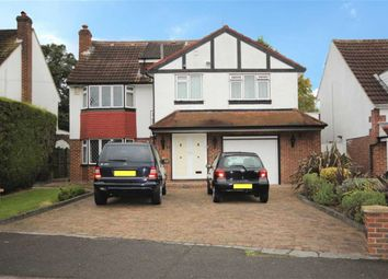 Thumbnail 6 bed detached house for sale in Grange Road, Elstree, Hertfordshire
