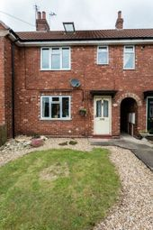Thumbnail 3 bed terraced house for sale in College Close, Lincoln, Lincolnshire