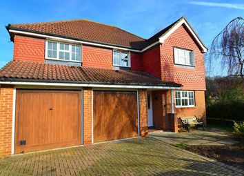 Thumbnail 5 bed detached house to rent in Lancaster Close, Hamstreet, Ashford