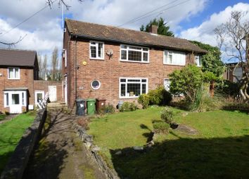 Thumbnail 4 bed semi-detached house for sale in Hillside Avenue, Borehamwood