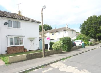 Thumbnail 2 bedroom end terrace house for sale in Rothbury Road, Chelmsford
