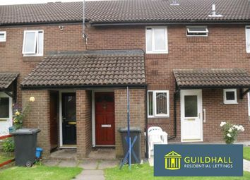 Thumbnail 2 bed flat to rent in Goldburn Close, Ingol, Preston