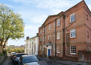 Thumbnail 2 bed flat to rent in Clifton Lodge Block 2, Clifton Road, Winchester