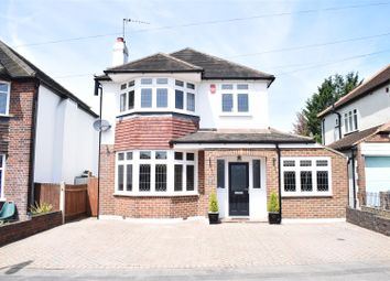 Thumbnail 4 bed detached house for sale in St. Stephens Avenue, Ashtead