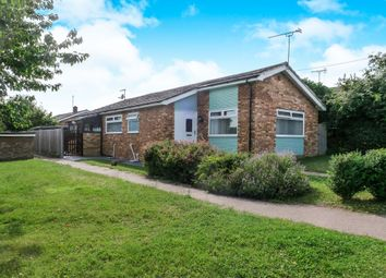 Thumbnail 3 bed detached bungalow for sale in Gardeners Road, Debenham, Stowmarket