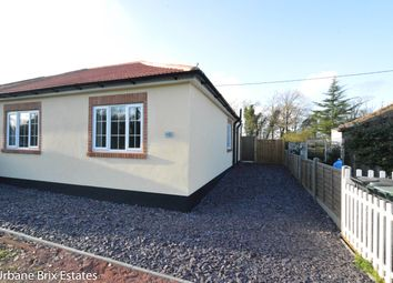 Thumbnail 3 bed semi-detached bungalow for sale in Common Road, Chatham