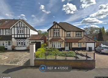 Thumbnail 4 bed detached house to rent in Mount Road, Bexleyheath