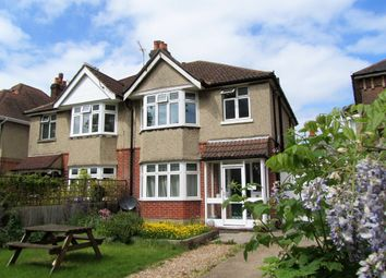 Thumbnail 3 bed semi-detached house to rent in Clifton Road, Southampton
