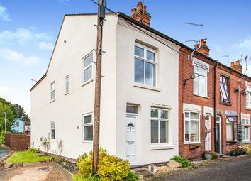 3 bed end terrace house for sale in Britannia Road, Burbage, Hinckley, Leicestershire LE10