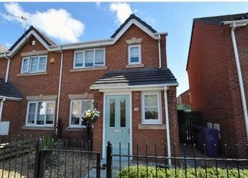 Thumbnail 3 bed terraced house for sale in Addenbrooke Drive, Hunts Cross, Liverpool