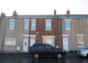 Thumbnail 3 bed terraced house for sale in St Aidens Terrace, Trimdon Station, County Durham