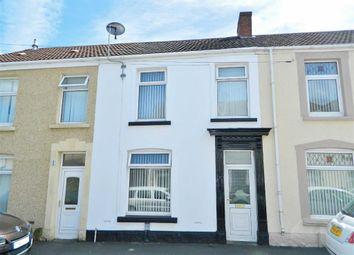 3 bed terraced house for sale in Pegler Street, Brynhyfryd, Swansea SA5