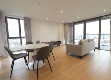 Thumbnail 2 bed flat to rent in Heritage Tower, East Ferry Road, Canary Wharf