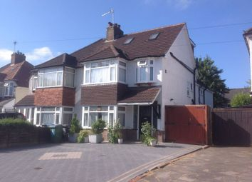 Thumbnail 5 bed semi-detached house for sale in Garston Lane, Watford