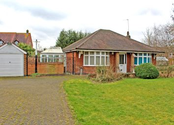 Thumbnail 2 bedroom detached bungalow to rent in Mapperley Plains, Mapperley, Nottingham