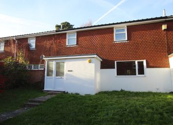 Thumbnail 4 bed terraced house for sale in Carman Walk, Crawley, West Sussex.