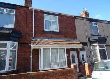 Thumbnail 2 bed terraced house to rent in Coleridge Avenue, Hartlepool