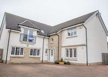 Thumbnail 5 bed detached house for sale in Drover Round, Kinnaird Village, Larbert