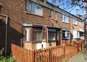 Thumbnail 3 bed terraced house for sale in Montagu Road, Walton, Peterborough