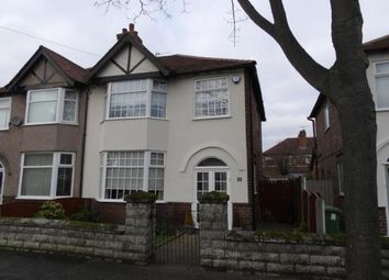 Thumbnail 3 bed semi-detached house for sale in Winchester Avenue, Waterloo, Liverpool, Merseyside