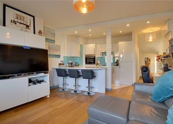 Thumbnail 2 bed flat for sale in Lancaster Road, Enfield