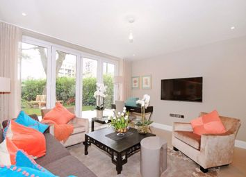 3 bed terraced house to rent in Court Close, St. Johns Wood Park, London NW8