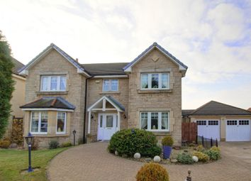 Thumbnail 5 bed detached house for sale in Carnie Park, Elrick, Westhill