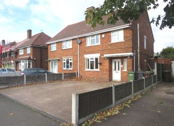 Thumbnail 3 bed semi-detached house for sale in Orchard Road, Wednesfield, Wolverhampton