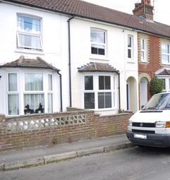 Thumbnail 3 bed terraced house to rent in Youngs Road, Alton