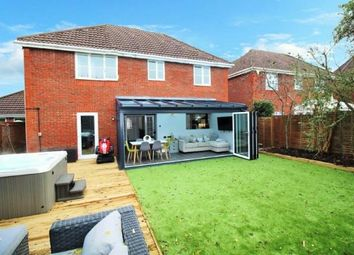 Thumbnail 5 bed detached house for sale in Quarry Way, Emersons Green, Bristol, United Kingdom