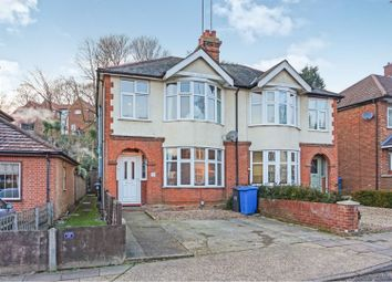 Thumbnail 3 bed semi-detached house for sale in Tuddenham Avenue, Ipswich