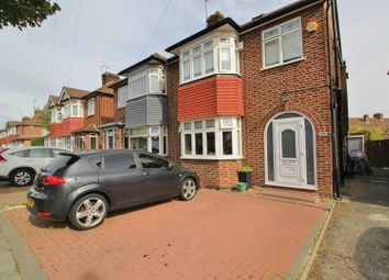 Thumbnail 4 bedroom semi-detached house for sale in Amberley Road, Enfield