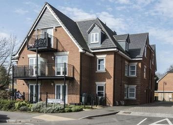Thumbnail 2 bed flat for sale in Greenwood Place, Hersham, Walton-On-Thames