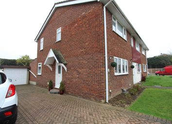 Thumbnail 3 bed property for sale in Kingfisher Drive, Benfleet