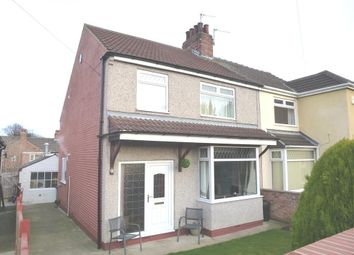 Thumbnail 3 bed semi-detached house for sale in St. Oswalds Crescent, Billingham
