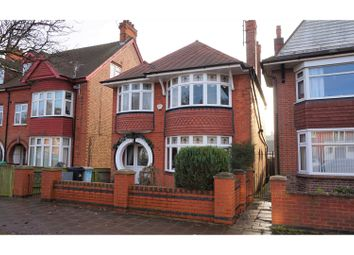 Thumbnail 3 bed detached house for sale in Ida Road, Skegness