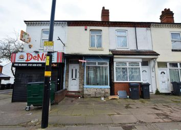 Thumbnail 2 bed property for sale in Pershore Road, Selly Park, Birmingham