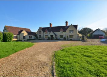 Thumbnail 8 bed farmhouse for sale in Watling Street, Towcester