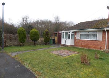 Thumbnail 2 bedroom bungalow to rent in Holly Walk, Keynsham