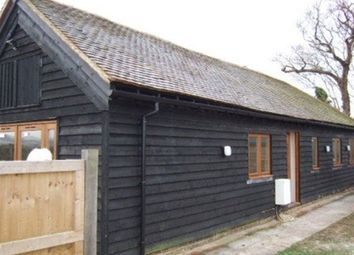 Thumbnail 2 bed barn conversion to rent in Thornsdale, Wittersham Road, Iden