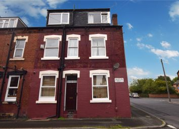 Thumbnail 4 bedroom end terrace house for sale in Shafton Street, Leeds, West Yorkshire