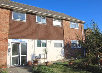 Thumbnail 2 bed flat for sale in Hoburne Road, Swanage