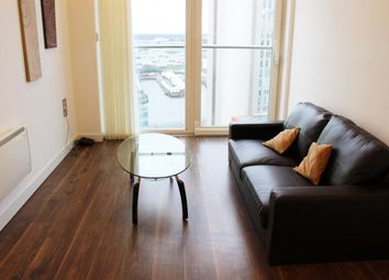 Thumbnail 1 bed flat to rent in No. 1 Media City, Salford