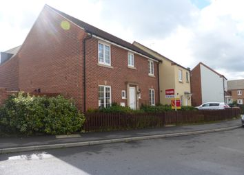Thumbnail 4 bed semi-detached house for sale in Oat Road, East Anton, Andover