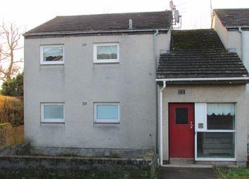 Thumbnail 1 bed flat for sale in Greystone Bauks, Lanarkshire