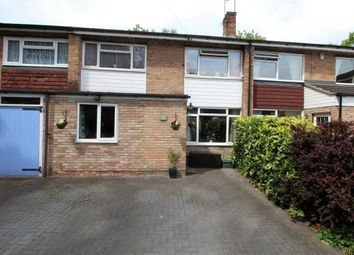 Thumbnail 3 bed terraced house for sale in The Glebe, Hawley