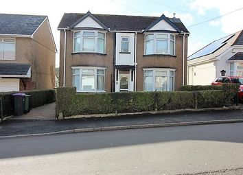 Thumbnail 3 bed detached house for sale in Lowlands Road, Pontnewydd, Cwmbran